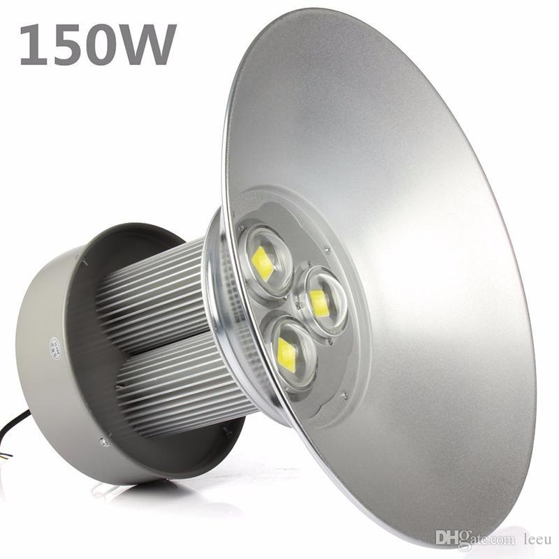 Garantie élevée de lampe industrielle de la lumière 50W 100W 150W 200W 300W de baie de LED 3 ans 50000H AC85-265V CE RoHS