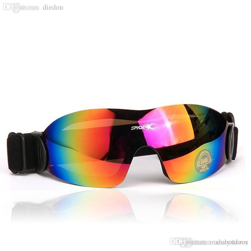 af74a4100f2b Wholesale- New Ski Goggles Multicolor Eyewear Snowboard Goggles for ...