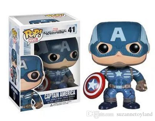 Compre Suzannetoyland Funko Pop Vinilo Figura De Acción Marvel Movie