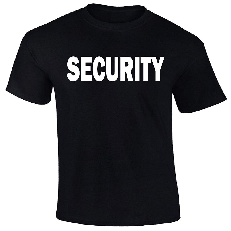 Großhandel Sicherheit T Shirt Brief Top T Shirt Grundlegende Modelle
