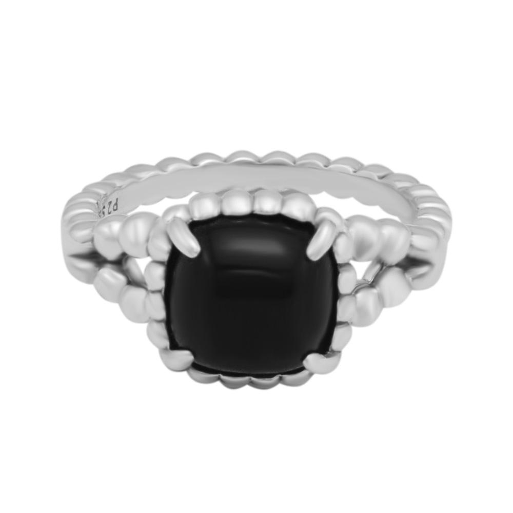 db61daf61 2019 2018 New Top Quality 925 Sterling Silver Vibrant Spirit Ring, Black  Crystal Finger Rings For Women Wedding Jewelry From Ximamout, $31.39 |  DHgate.Com