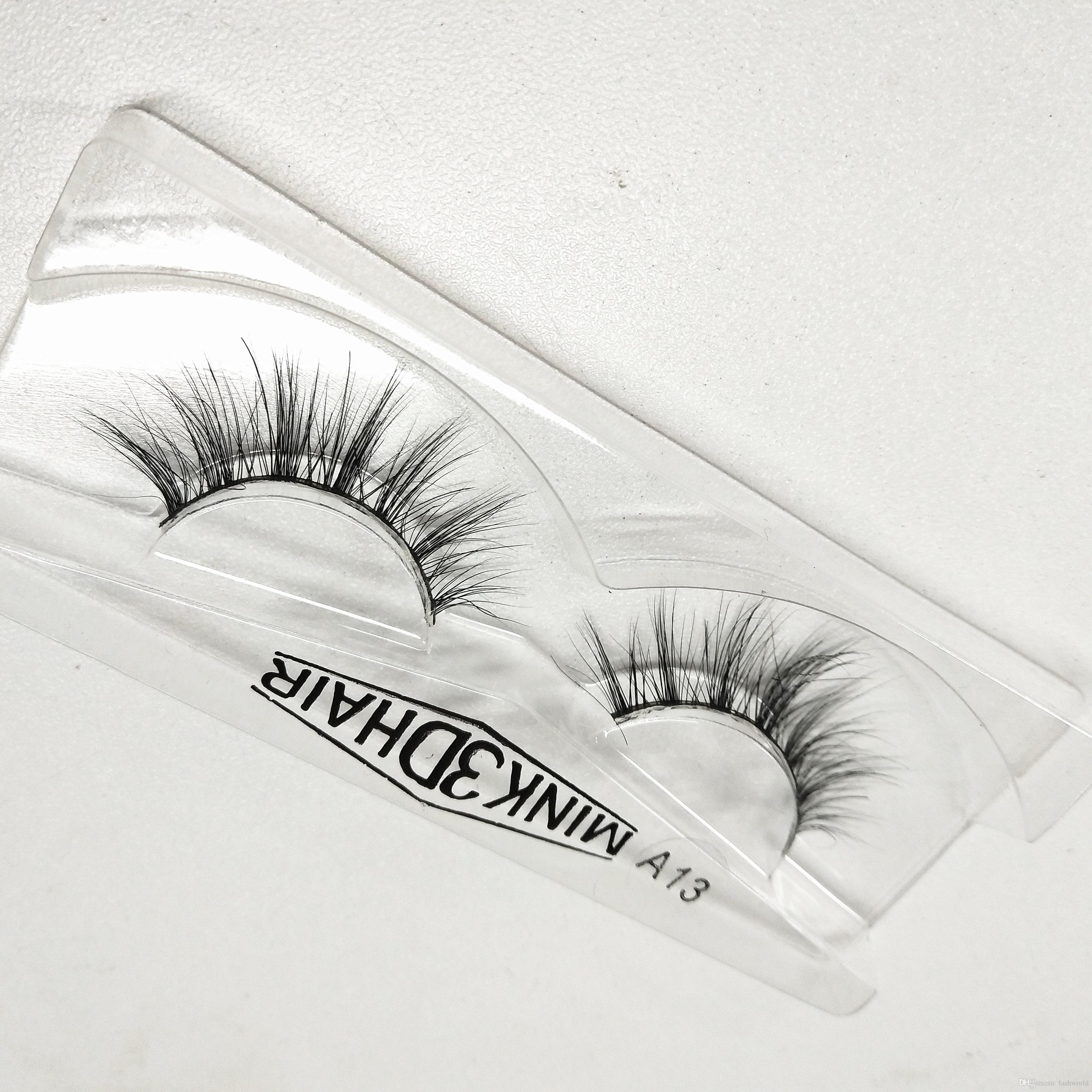 870b7b7b45b Seashine 3d 100% Real Mink Fur False Eyelash 3d Mink Strip Eyelashes 3D Mink  Lashes Private Label False Eyelashes Eye Lashes Eyelash Serum From  Lashworld, ...