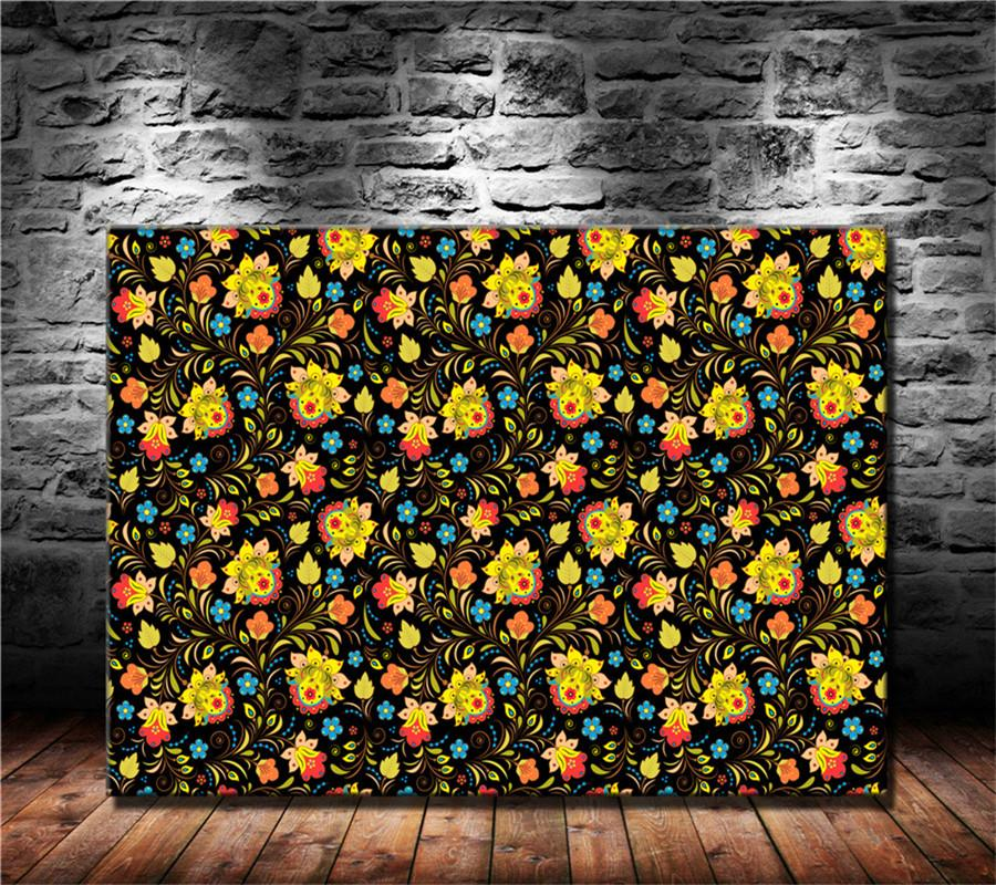 2019 Floral Designs Russian StyleHome Decor HD Printed Modern Art Painting On Canvas Unframed Framed From Q652398773 704