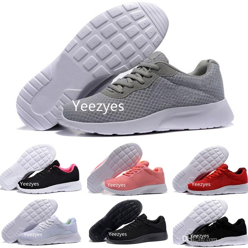 c276630fd22df TANJUN KAISHI Triple Black White Pink London Olympic Runs Outdoor Men Women  Classic Sports Running Shoes Fashion Trainer Designers Sneakers Womens  Shoes ...