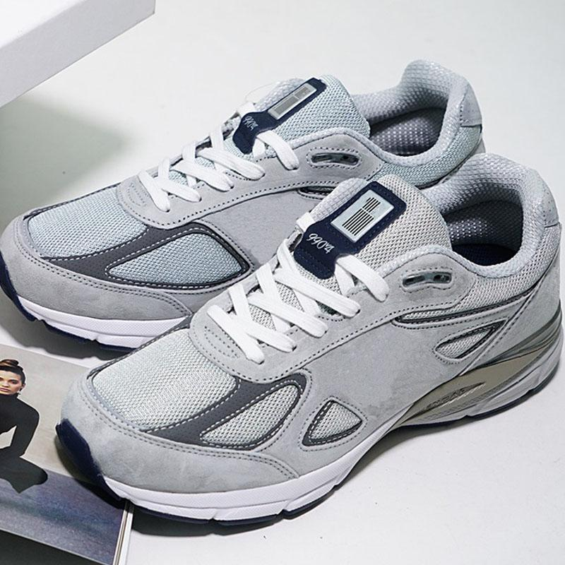 d4b65e55836 Top Quality Balance M990V4 Heritage Made In USA M9904 Mens 990 Mens Running  Shoes Sneaker In USA 990v4 EST 1982 N Sport Shoes Good Running Shoes  Skechers ...