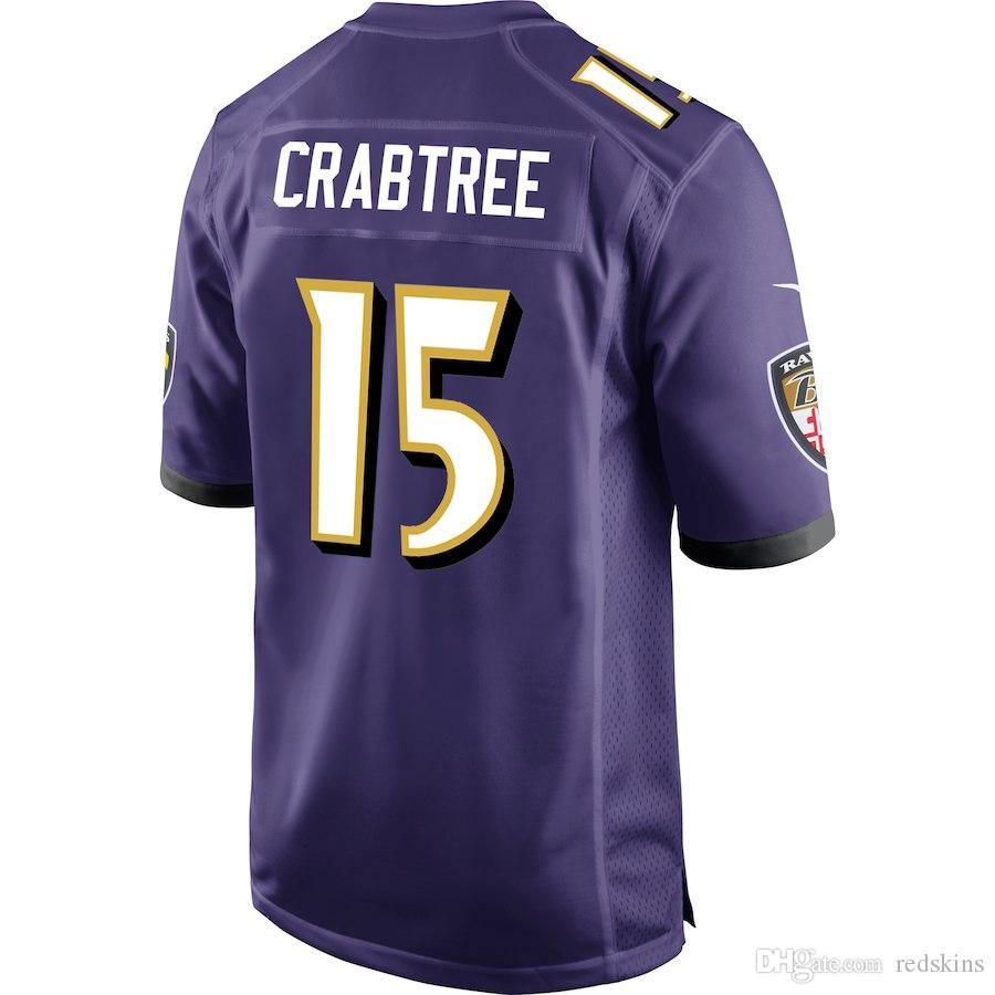 a21a6c8c7 2019 Mens Jersey Lamar Jackson Terrell Suggs Ray Lewis Custom Baltimore  Ravens Womens American Youth Football Kids Jersey Authentic 5xl Lamar  Jackson Jersey ...