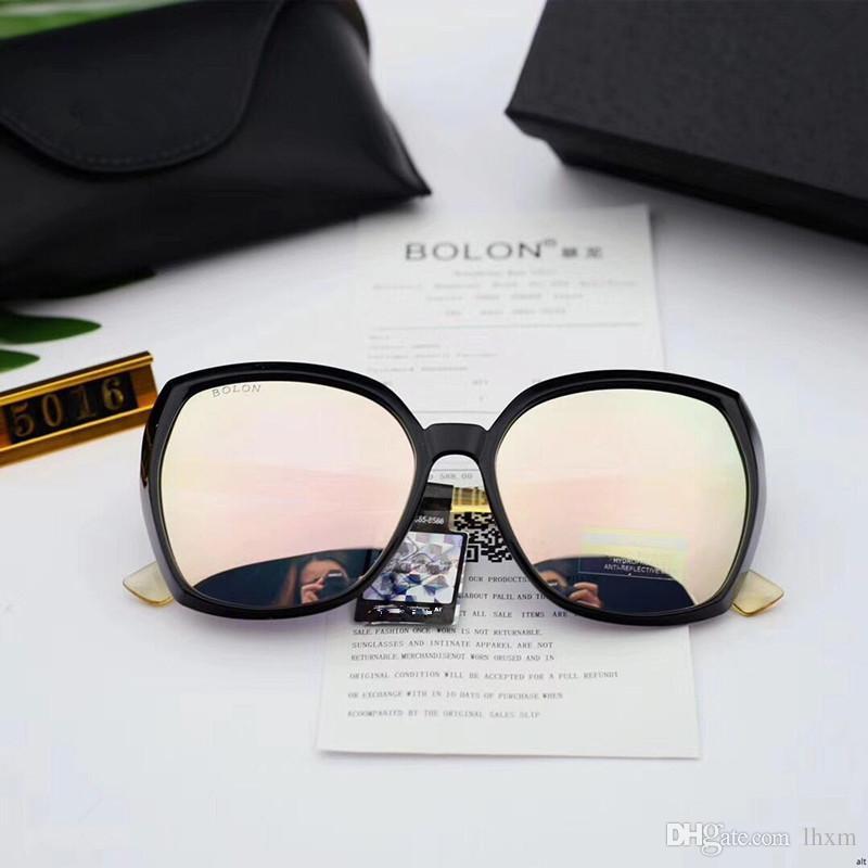 Atacado-BL5016 Óculos De Sol Quentes Mulheres Homens De Marca De Designer De Óculos De Sol Revestimento oculos Retro Moda gafas de sol marca Óculos De Sol.