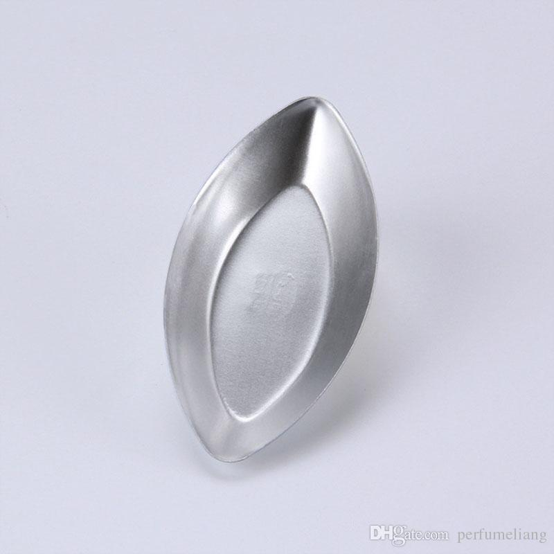 Mini forma de barco de aleación de aluminio moldes de pastel de huevo tarta molde jalea pudín DIY para hornear herramienta para hornear ZA6368