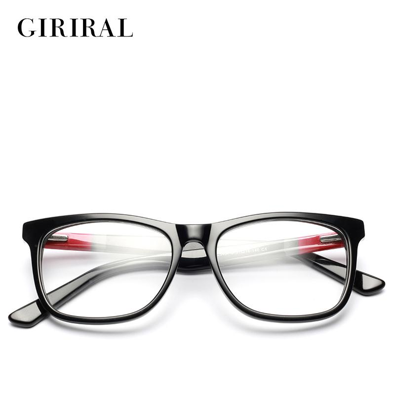 6a7753f2c905 2019 Acetate Women Glasses Frame Vintage Designer Optical Brand Myopia  Clear Eyeglasses Frame  BC3467 3 From Naughtie