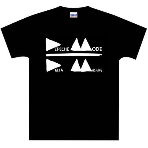 b6d10a082882 SILVER Depeche Mode Delta Machine On Black T Shirt Standard/Skinny Fit: NEW  Funny Unisex Tee Find A Shirt Shirts T Shirts From Topclassaa, $12.96|  DHgate.