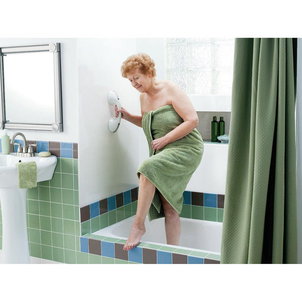 Handle Safety Handle Bathroom Shower Grab Bar Grip Suction Cup ...