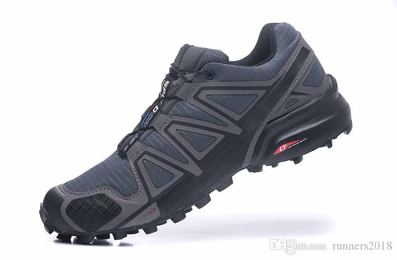 New Outlet UK Zapatillas Speedcross 4 CS Trail Running Shoes Man And Women Lightweight Sneakers Navy Solomon III Zapatos Athletic Shoes High Heel