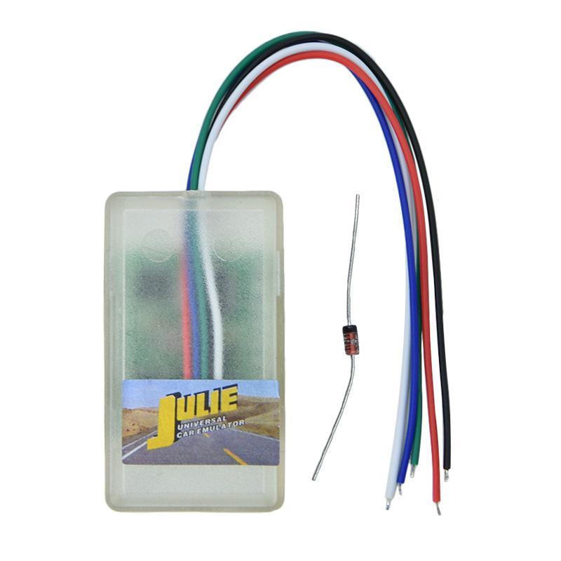 JULIE Emulator Universal IMMO killer decoder Emulator for CAN-BUS Cars JULIE Emulator Seat Occupancy Sensor Programs
