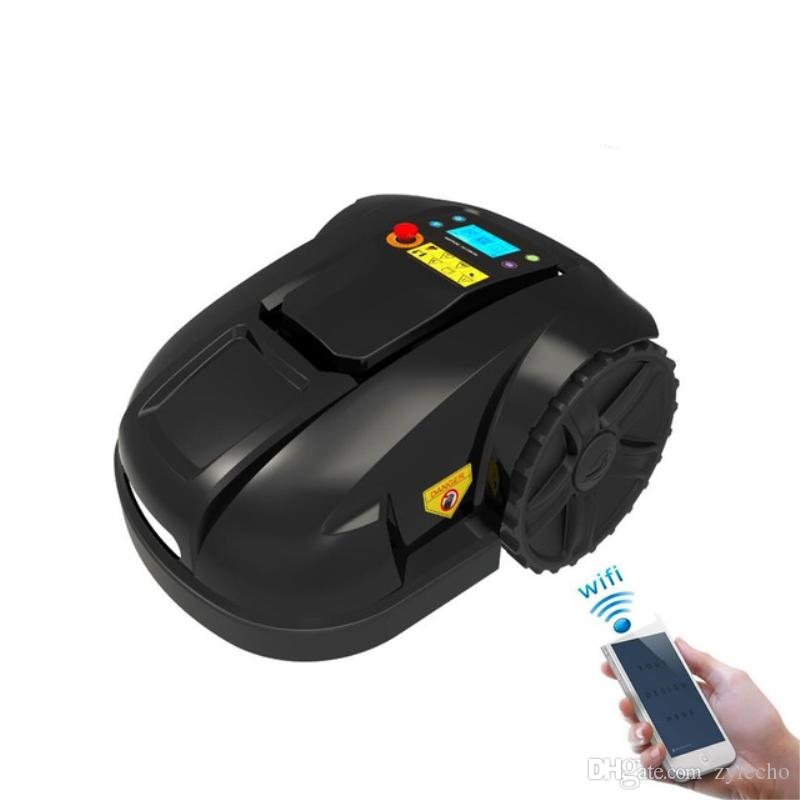 Newest Robotic mower with WIFI waterproof multifunction christmas gift  robot lawn mower E1800