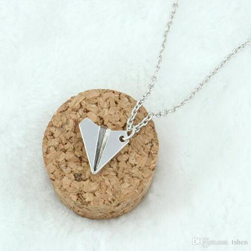 Wholesale Airplane Pendant Necklaces Band One Direction Replica