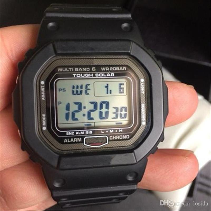 Compre Reloj Deportivo Para Hombre Venta Al Por Mayor Sin Caja Calidad AAA  Pantalla LED Digital A Prueba De Agua Relojes Militares Estilo G Relojes De  ... 2c8d25c5c6c0