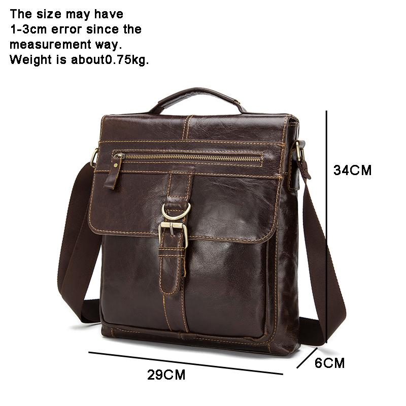 5a094449e5 2018 Hot Sale Limited Polyester Yueskangaroo Genuine Leather Men Single Shoulder  Bag Messenger Flip Vertical Section Man 1292 Handbags For Women Brahmin ...