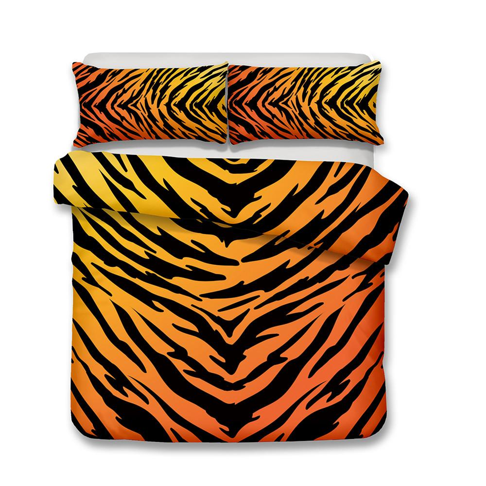 Tiger Pattern New Decorating Design