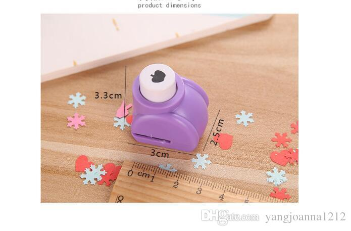 DIY Flower Punch Craft Craft Hole Puncher Kids Handmade Gift Scrapbook Paper Cutter Scrapbooking Punches Embossing Device Student Supplies