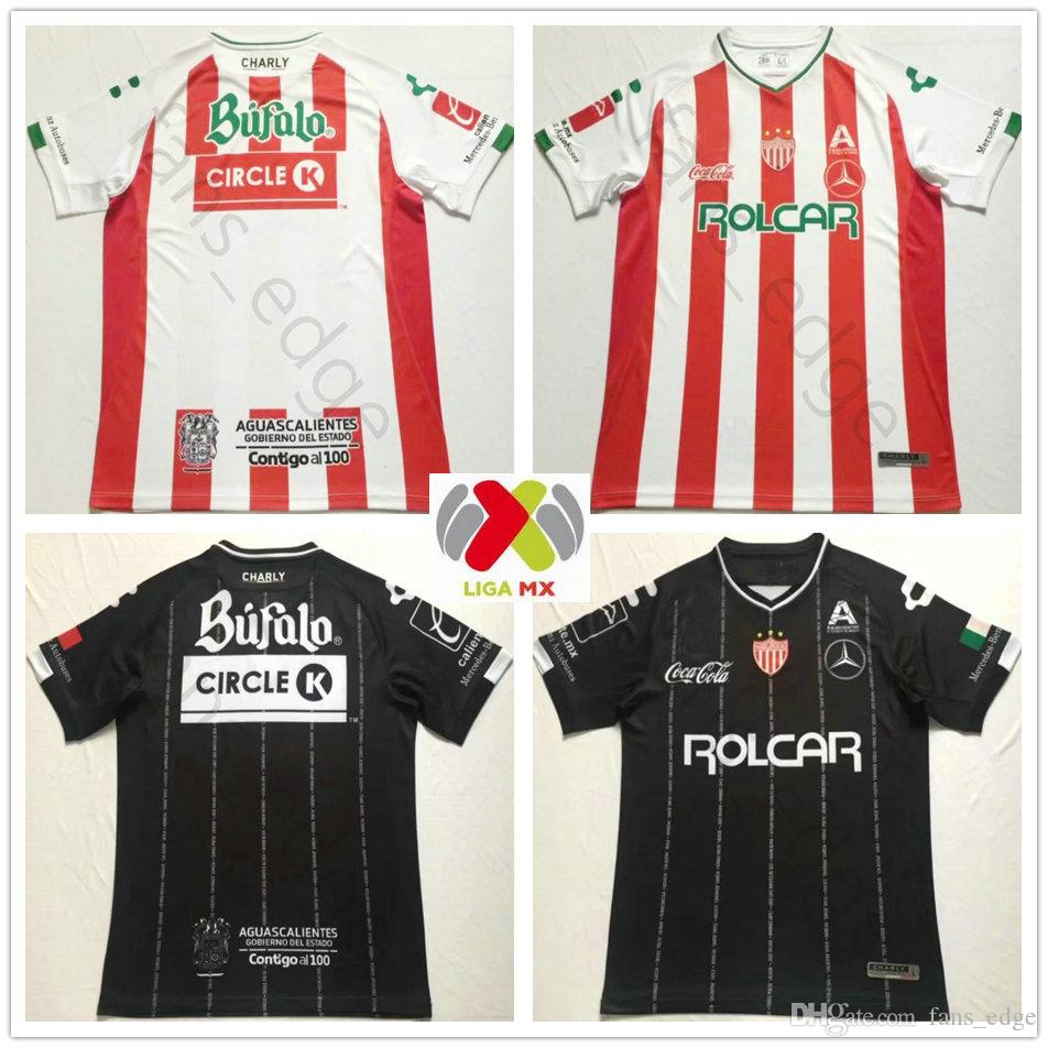 fc9b59aa7 2019 2018 2019 LIGA MX Club Necaxa Soccer Jersey Home Red Away Road White  Jerseys 18 19 Thailand Quality Customize Adult Football Shirt From  Fans edge