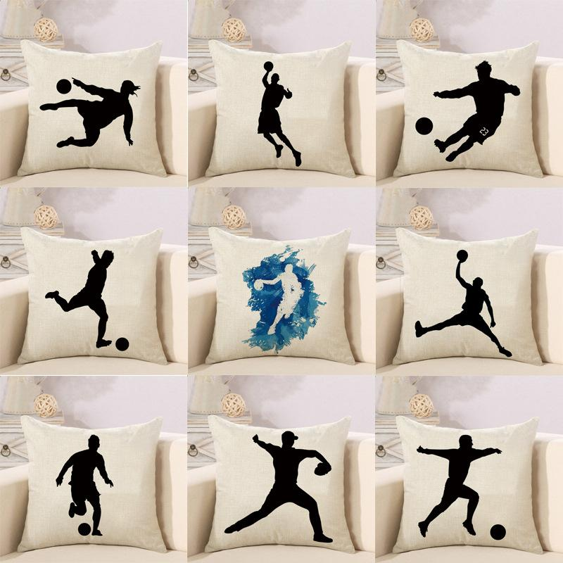 decorative throw pillows cushion covers pillow cover football world rh dhgate com