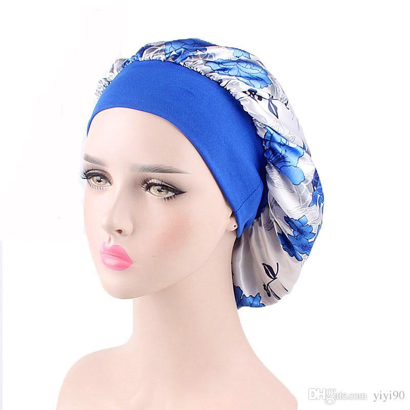 Three Seam Chemo Cap Womens Soft Womens Soft Comfy Chemo Cap Headwear  Bamboo Beanie And Sleep Turban 47947be89552