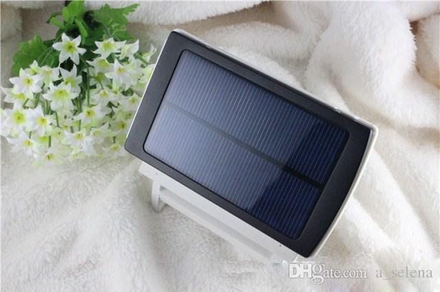휴대용 태양열 배터리 충전기 30000mAh 휴대용 더블 USB 태양 에너지 패널 전원 은행 휴대 전화 패드 태블릿 mp3 mp4