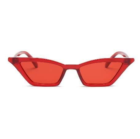 7d8edb2ed9a06 New Women Small Cat Eye Sunglasses 2018 Vintage Men Fashion Brand ...