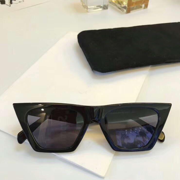 406a80e8d3 Compre Mujeres Cat Eye CL41468 / S BMP / BW Gafas De Sol Rojo / Marrón  Lentes Moda Gafas De Sol A Estrenar Con Estuche A $62.44 Del Wige |  DHgate.Com