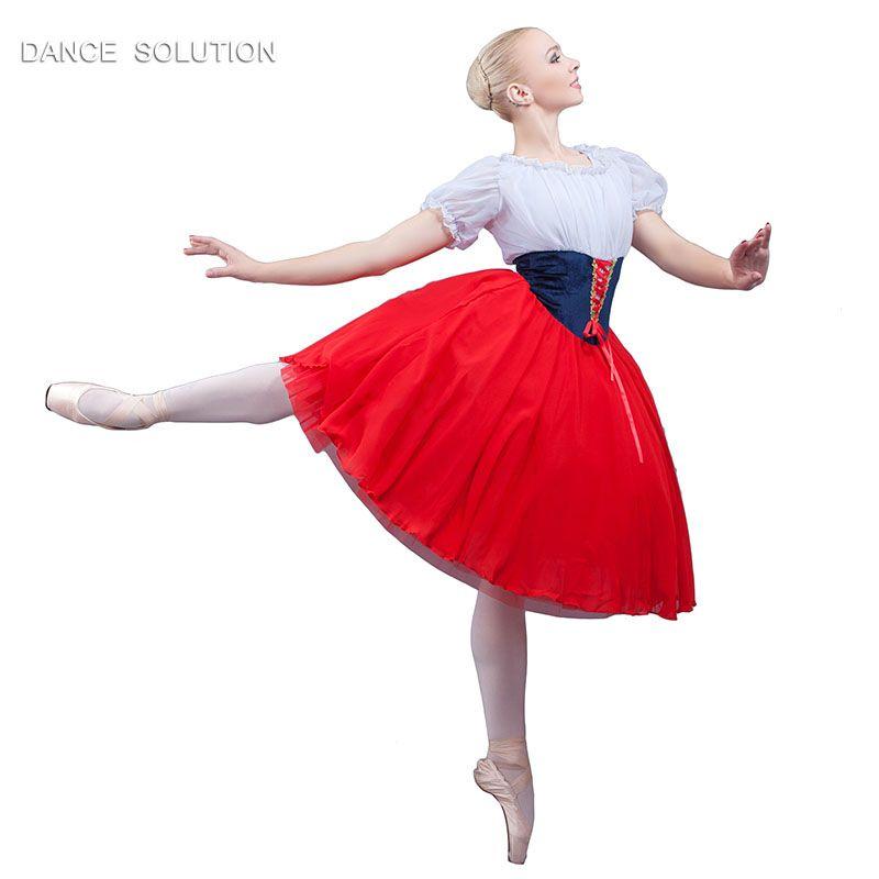 231b5ff7d752 2019 Child   Adult Stage Costumes Romantic Dancewear Ballet Tutu ...