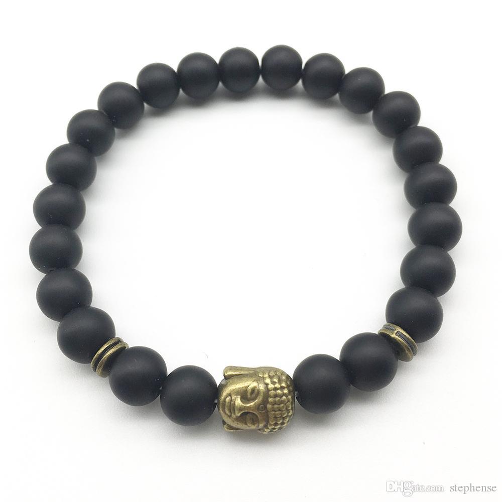 SN1271 в продаже Buddha Ohm браслет винтажный дизайн мужская йога браслет Fashiopn новое прибытие ювелирные изделия оптом