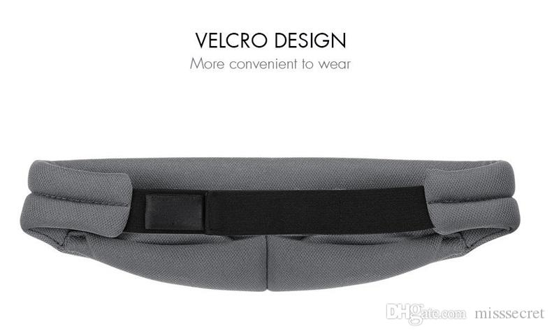 3D Sleep Masks Portable Soft Breathable Eyeshade Cover Sleeping Eye Mask Travel Rest Eye Patch