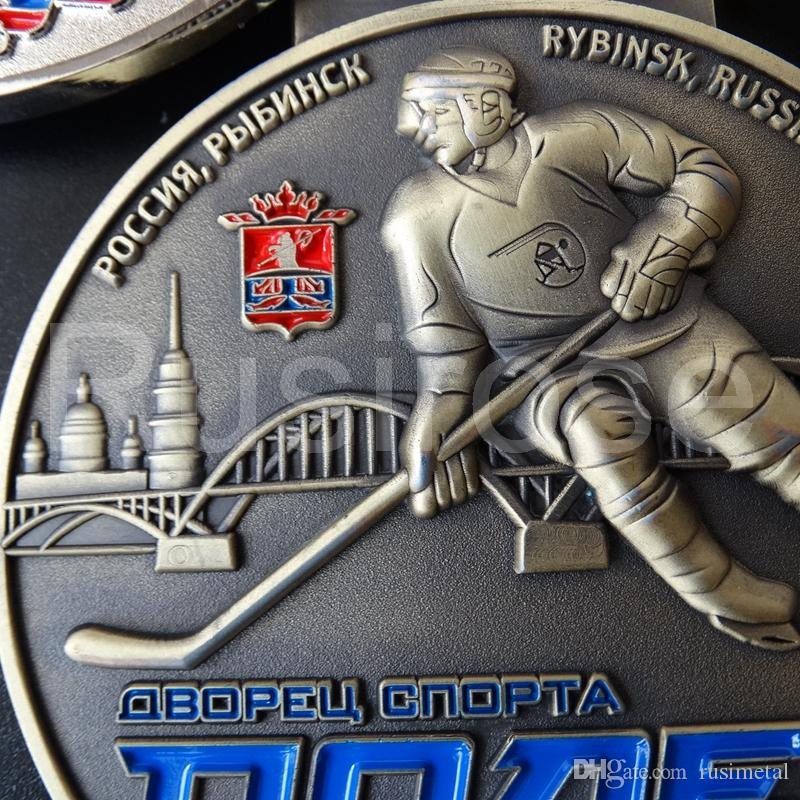 Customized Runner Medal Customization, Antique Medal Customization, Curling  Sports Medals, Curling Sports 3D Stereo Badge Medals