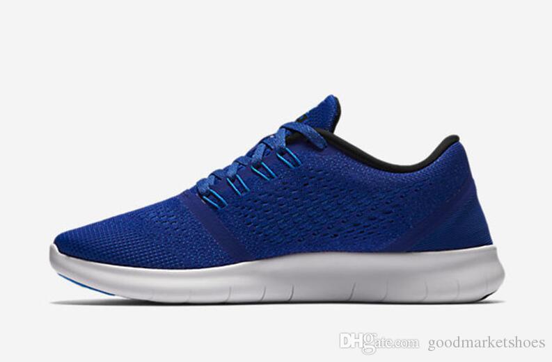 Nike flyknit Free Run 2.0 3.0 4.0 5.0 free RN Erkekler Kadınlar Free Run 5.0 V Koşu Ayakkabıları İyi Kalite Lace Up Hava Mesh Nefes Spor Koşu Sneakers Ayakkabı A002