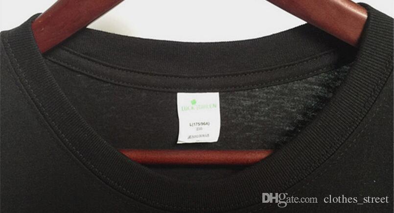 Новый бренд Tide Мужская короткая посадка Тонкие повседневные футболки с принтом 3D Черепа Горный хрусталь desinger Мужские футболки