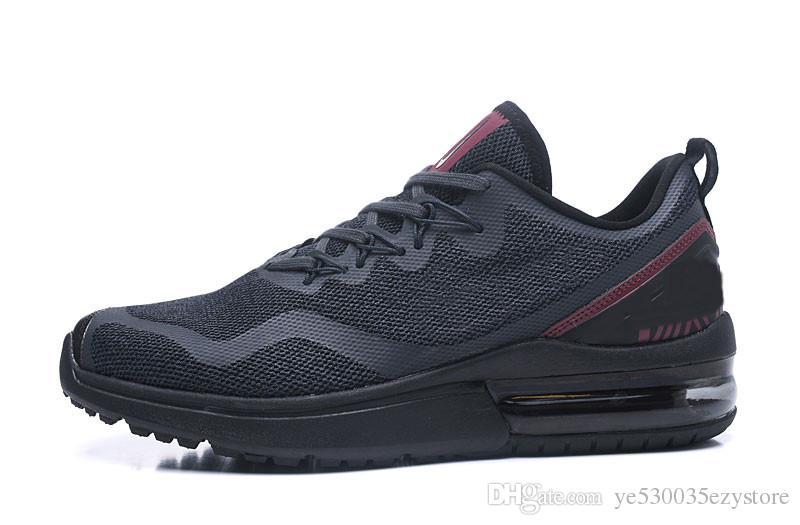 online retailer a3fc2 61539 Compre Nike Air Max Fury Running Shoes 2018 SEA VERDADERO Shock Fury Lunar  Running Shoes Zapatos Deportivos Mujeres Hombre Casual Vapor Calzado  Deportivo ...