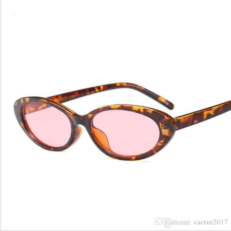 c9afe296a7 Trendy Vintage Small Round Sunglasses Women Cat Eye Style Fashion Eyewear  Retro Red Lens Sun Glasses Brand Designer Polarised Sunglasses Baby  Sunglasses ...