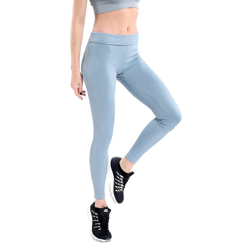 88dc72fbdda28e Hopeforth Women Sport Leggings Tights Slim Running Sportswear Sports ...
