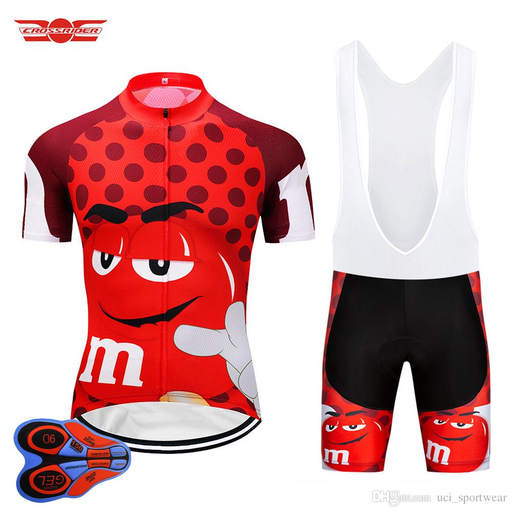 77c8fcbfe Crossrider 2018 Funny Cycling Jersey Sets MTB Mountain Bike Clothing  Bicycle Wear Clothes Men Short Maillot Culotte Suit Cheap Cycling Jerseys  Womens ...