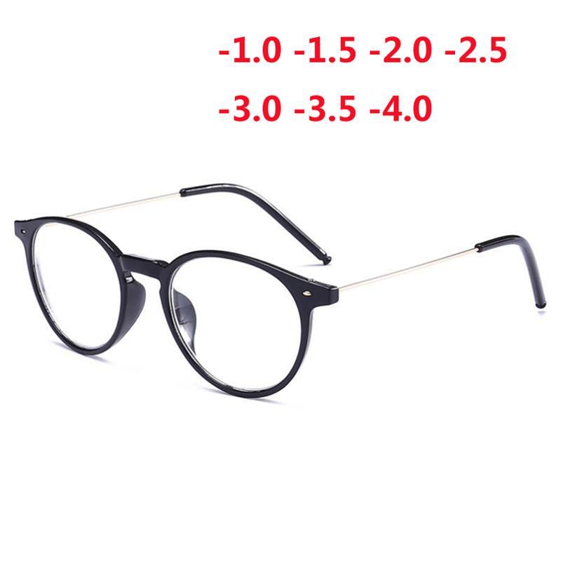 2018 1 1.5 2 2.5 3 3.5 4 Finished Myopia Eyeglasses Women Student Myopia Eyewear  Prescription Glasses Frame With Degree From Milknew, $32.96 | DHgate.Com