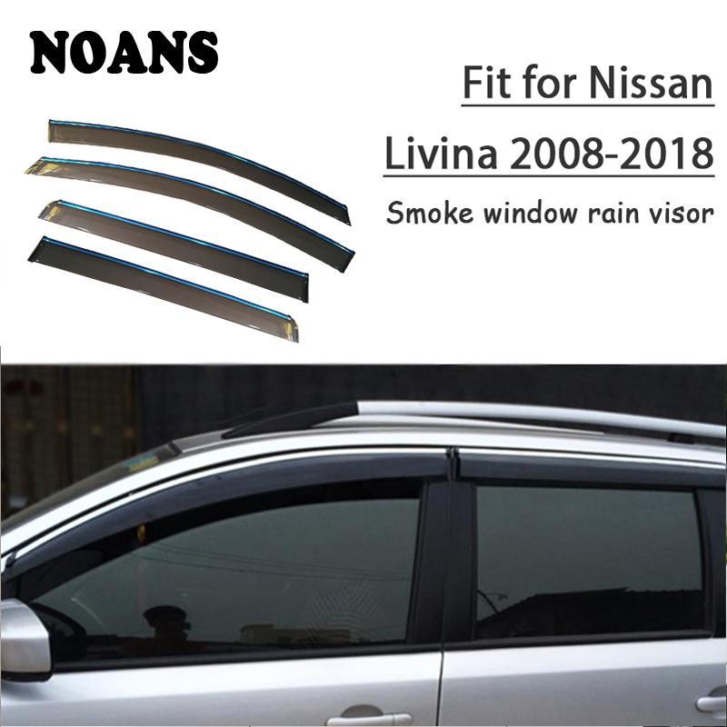 2019 Noans Stickers For Nissan Livina L10 L11 2018 2017 2008 Car