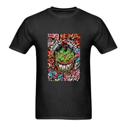 Compre Camiseta Spit Fire Skate Camiseta SpitFire Para Hombre ... 38a9ca2bab6ac