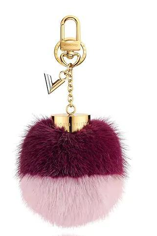BUBBLE DUO BAG CHARM & KEY HOLDER Women CHARMS MORE KEY HOLDERS BAG TAPAGE BAG CHARM