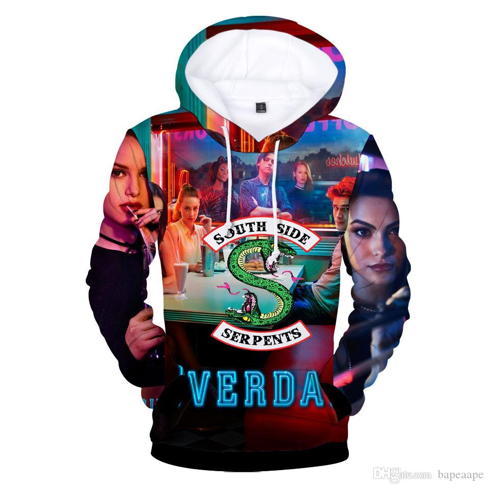 ee9b921bc1d 2018 3D Hot Hoodies Men Women Harajuku Fashion Hip Hop 3D Print ...