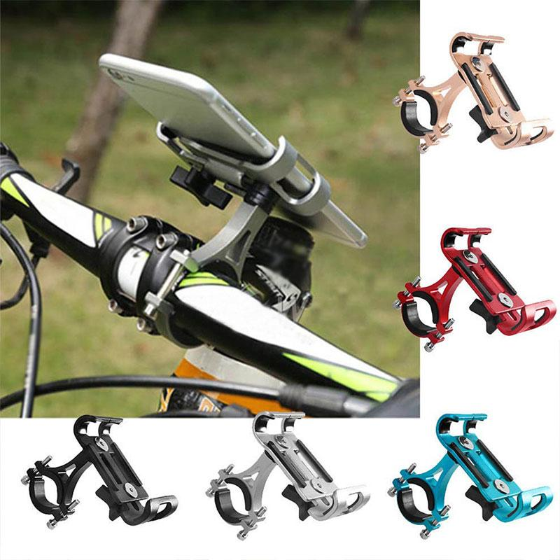 2019 Adjustable Aluminum Alloy Scooter Phone Holder Bicycle Mountain