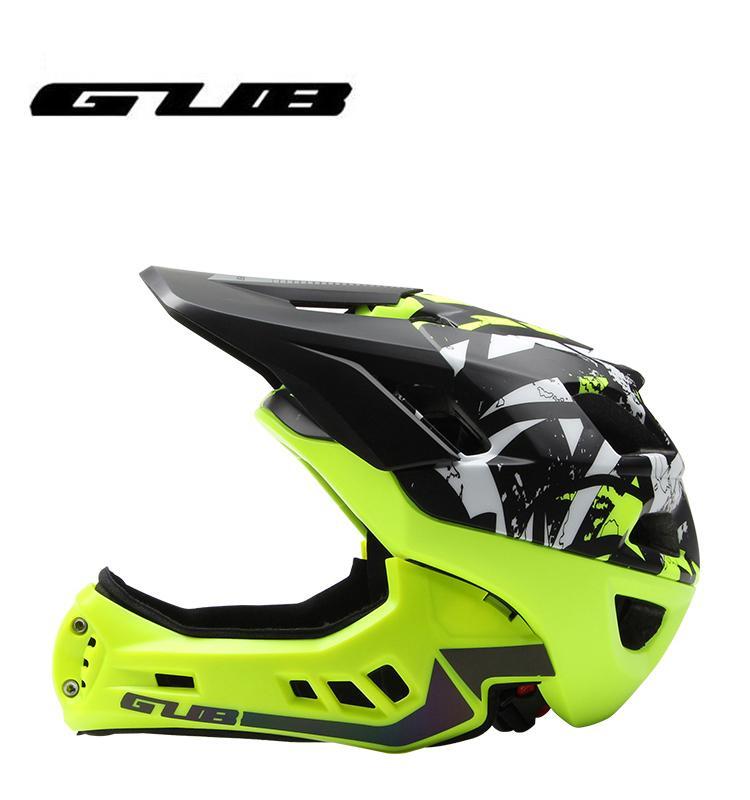 29ce8af2d76af Compre GUB FF Cascos De Bicicleta EPS PC MTB Casco De Patinaje De Bicicleta  Accesorios De Ciclismo Hombres Mujeres 54 58cm Molde Moldeado De Forma  Integral ...