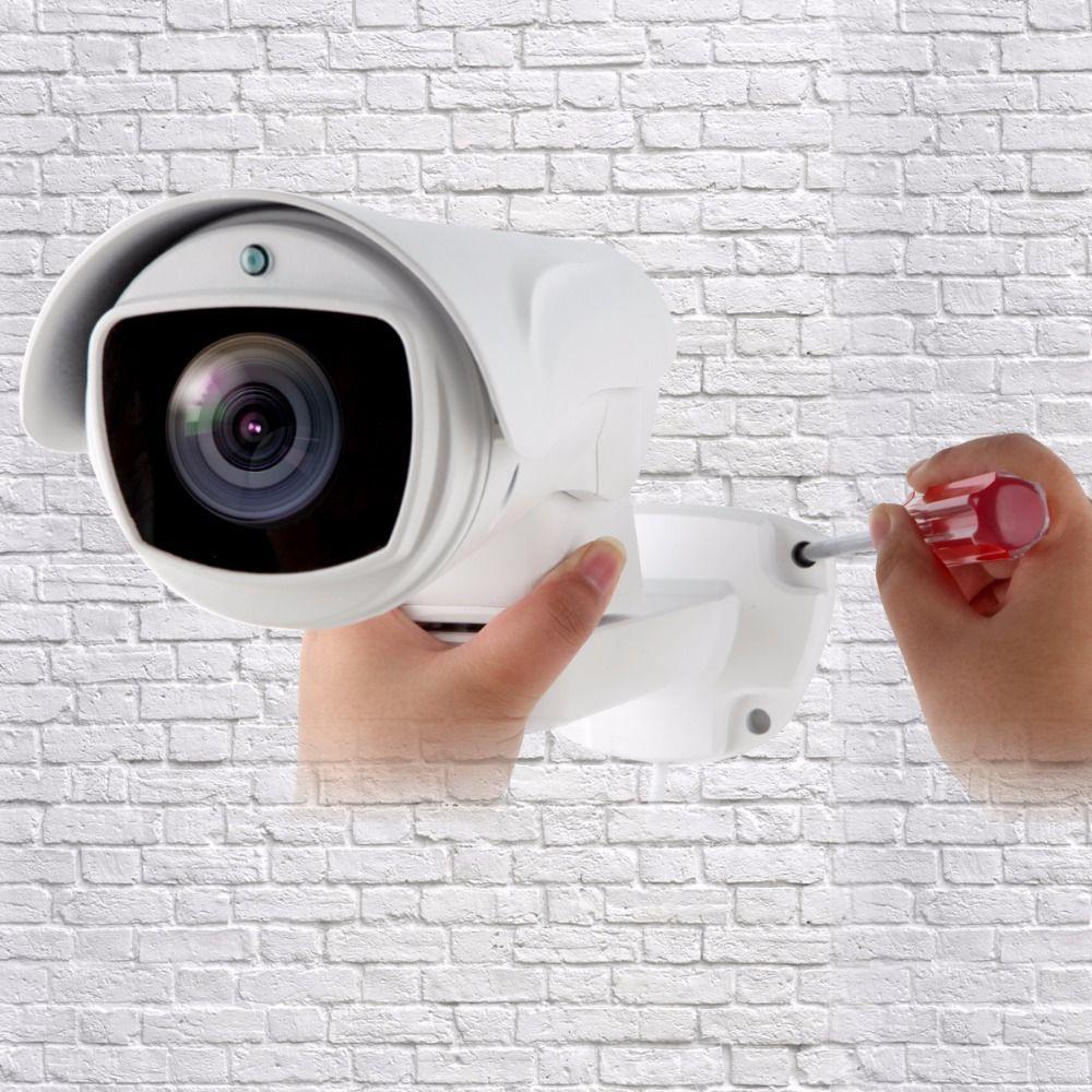 TSCAM ANALOG HD 2MP 1080P PTZ AHD Bullet Camera Pan/Tilt 10X Optical Zoom Outdoor IP66 IR CCTV Security Surveillance Cam