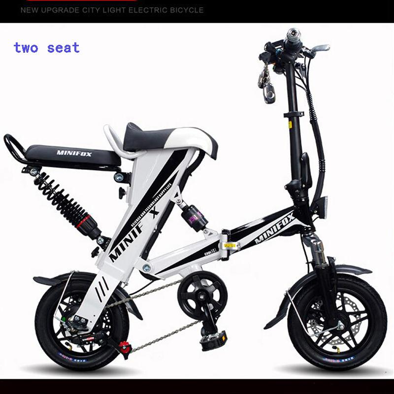 2019 Engwe 2018mini Bike Folding Electric Bike 48v12a48v8 8a
