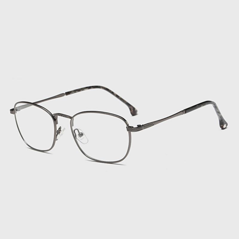 cd3218ce7371a Compre Quadros Novo Grau Armações De Óculos Para Mulheres Homens Óculos De Grau  Espetáculo Senhoras Óculos De Computador Óptico Quadro 9758 De Linyicity