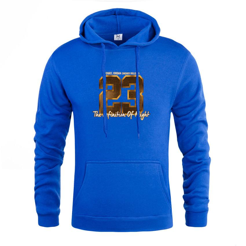 9d76572526fd2a 2018 New Letter 23 Print Men Sportswear Fashion Hoody Brand Mens Hoodies  Pullover Hip Hop Mens Tracksuit Sweatshirts Hoodies Hoodies   Sweatshirts  Cheap ...